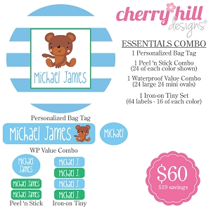 essentials combo pack BEAR