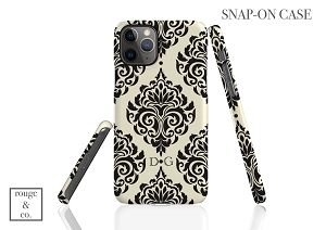 Personalized iPhone Case - DAMASK