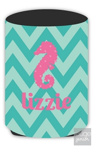 personalized beverage insulator - CHEVRON