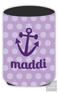 personalized beverage insulator - POLKA DOT