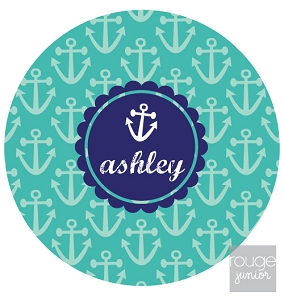 personalized mouse pad - ANCHORS