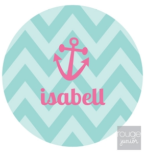personalized mouse pad - CHEVRON
