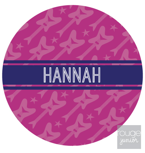 personalized mouse pad - ROCKSTAR