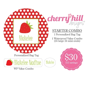 starter combo pack STRAWBERRY