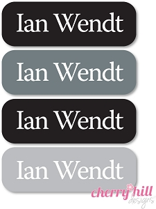 waterproof name labels - set of 64 - SKATER BOY