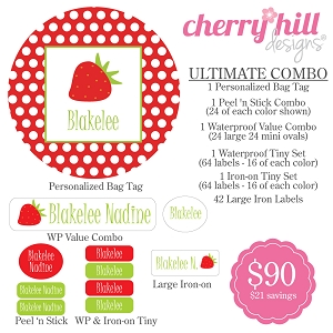 ultimate combo pack STRAWBERRY